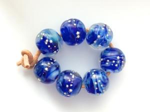 Lampwork Glass Bead Set