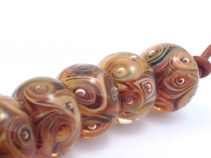 Call Me Cornucopia Bead Set - Sold
